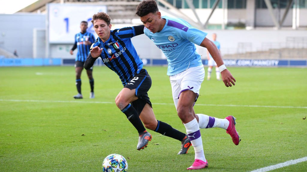 U19s fall to first UEFA Youth League defeat