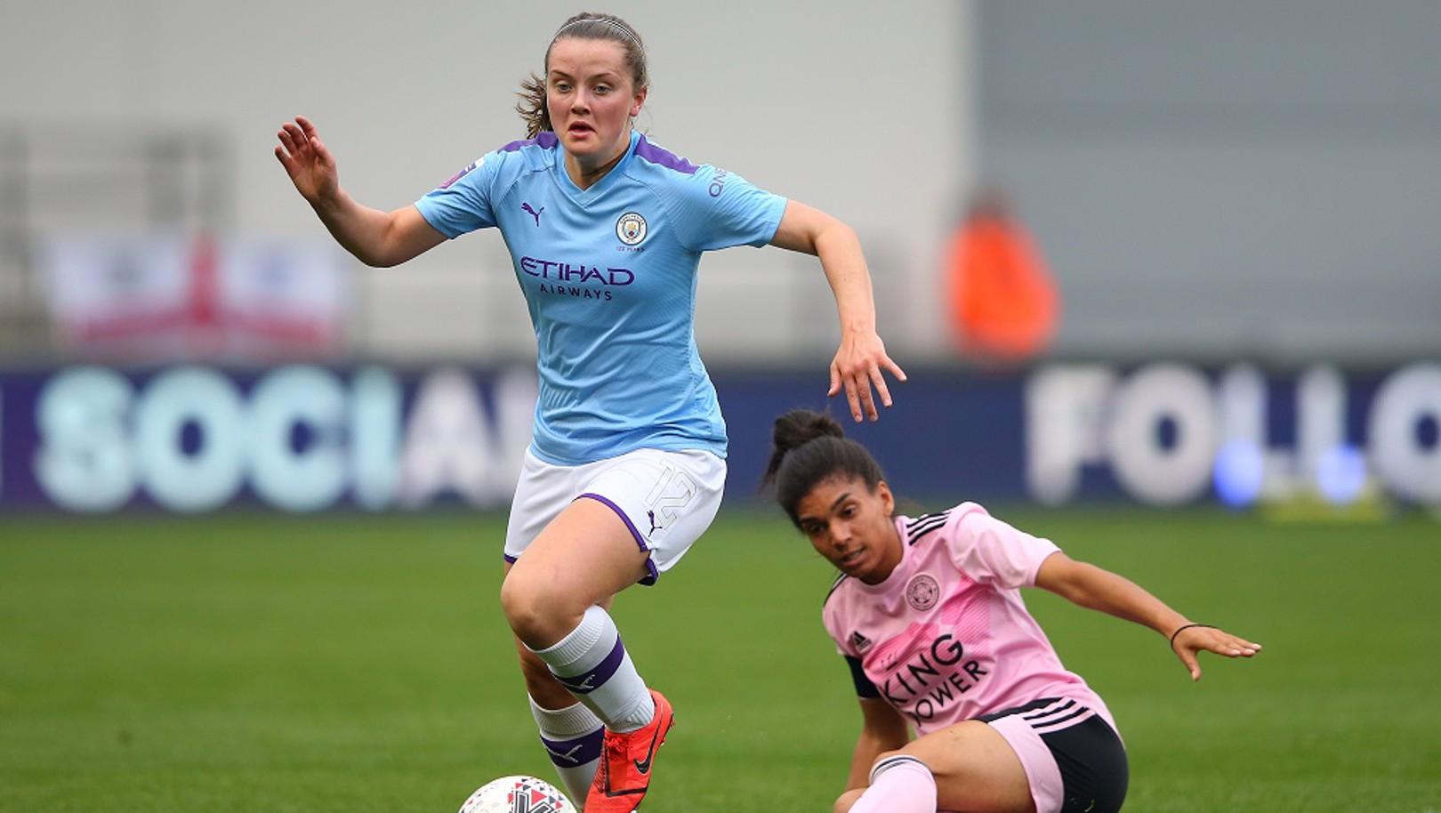 Toland and Park focused on Birmingham test