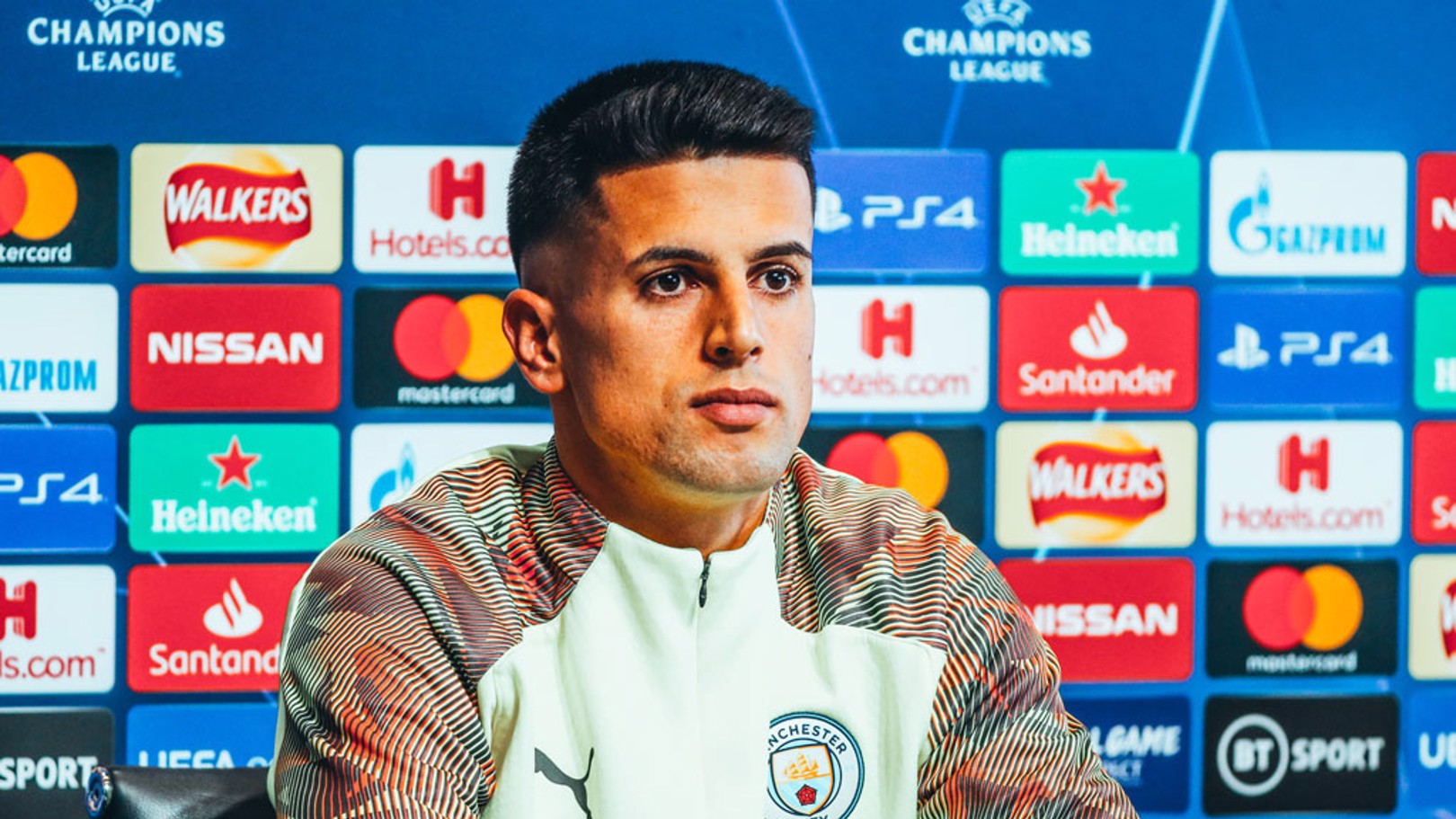 Cancelo: I'm learning from the best in Guardiola