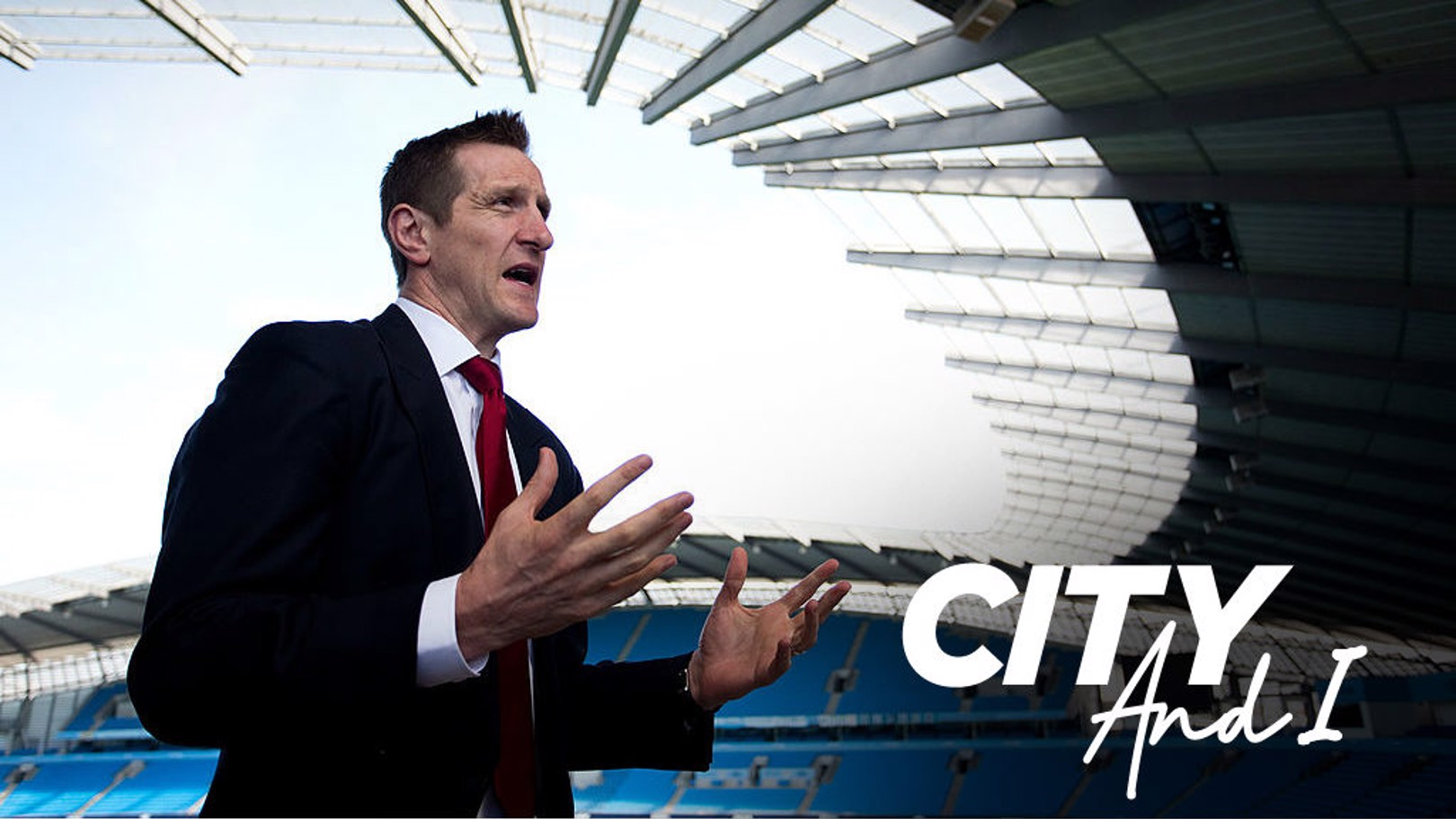 City and I: Will Greenwood's life in Blue