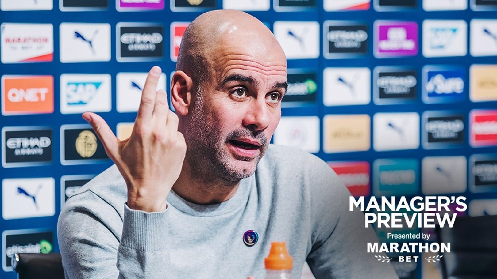 Pep: 'Anything can happen on derby day'