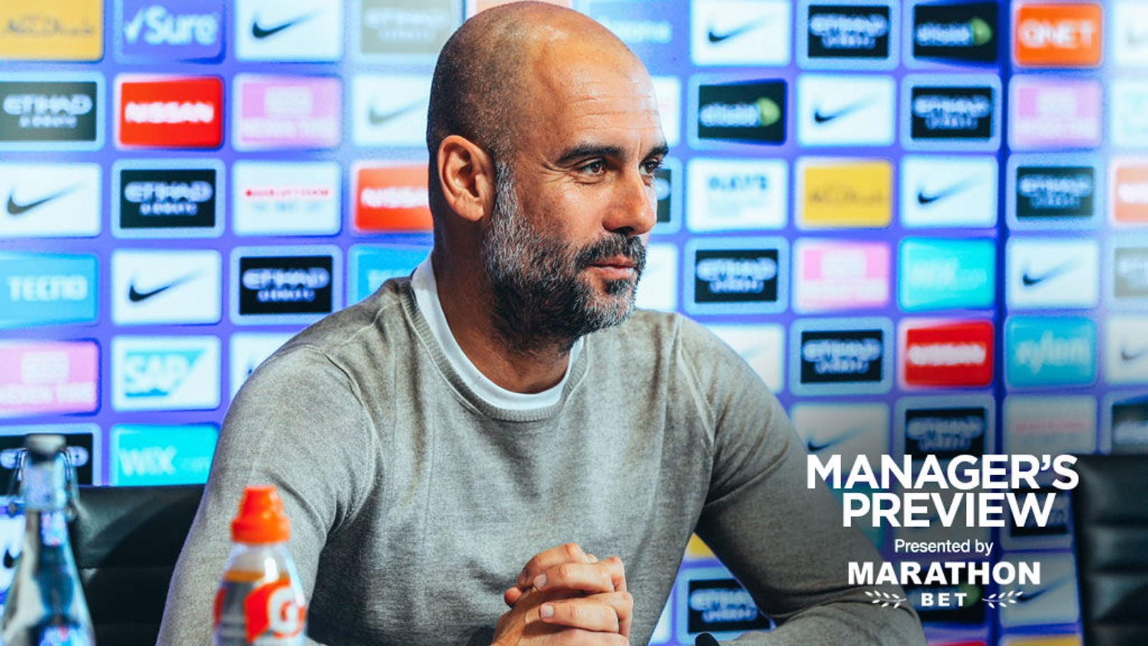 Pep : On veut rester au top niveau