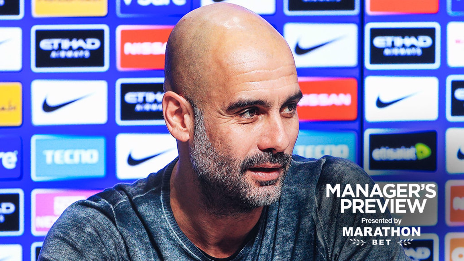 PREVIEW: Pep addresses the media ahead of our trip to Goodison Park.