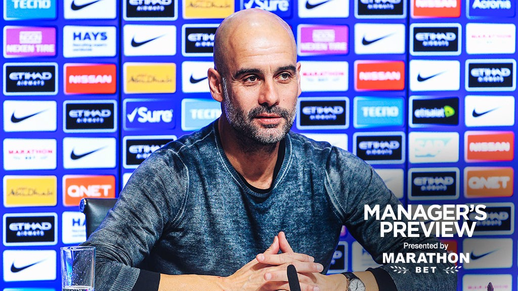 Pep Guardiola: I Didn't Come To City To Win Champions League