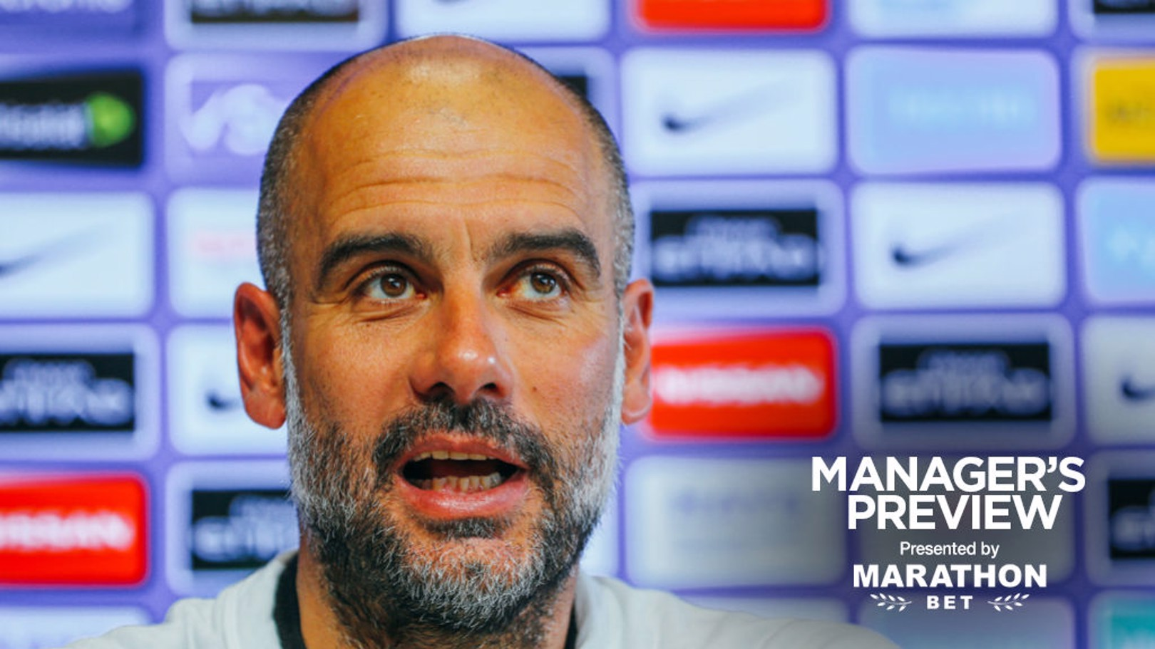 PEP TALK: The boss gives us an update on Aguero and Delph ahead of Wednesday's game