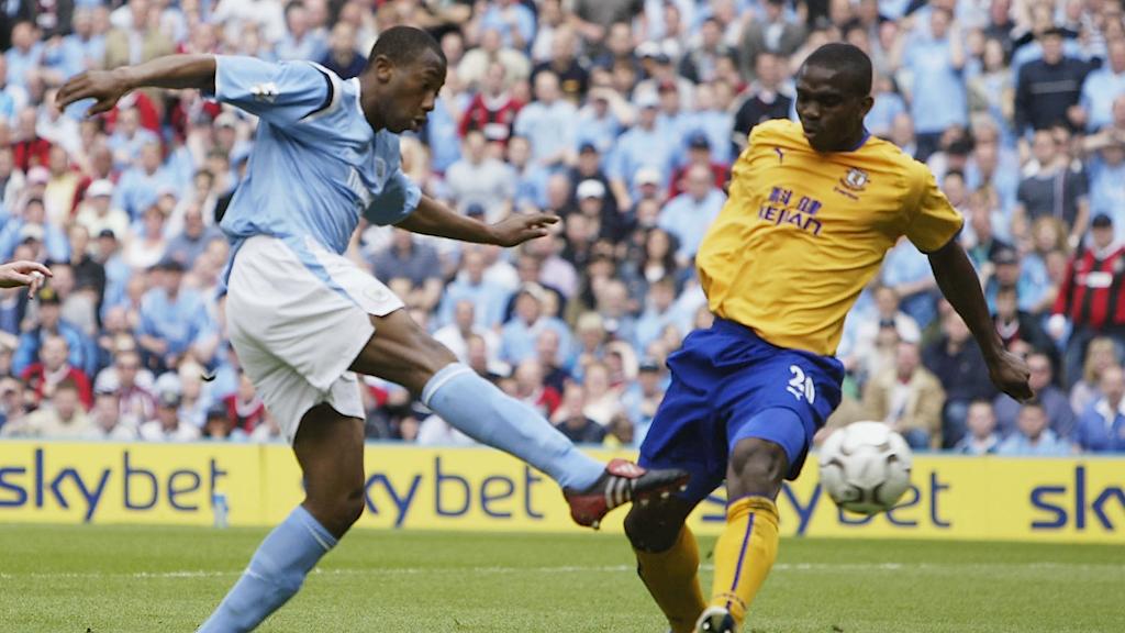 City v Everton: Kilas Balik