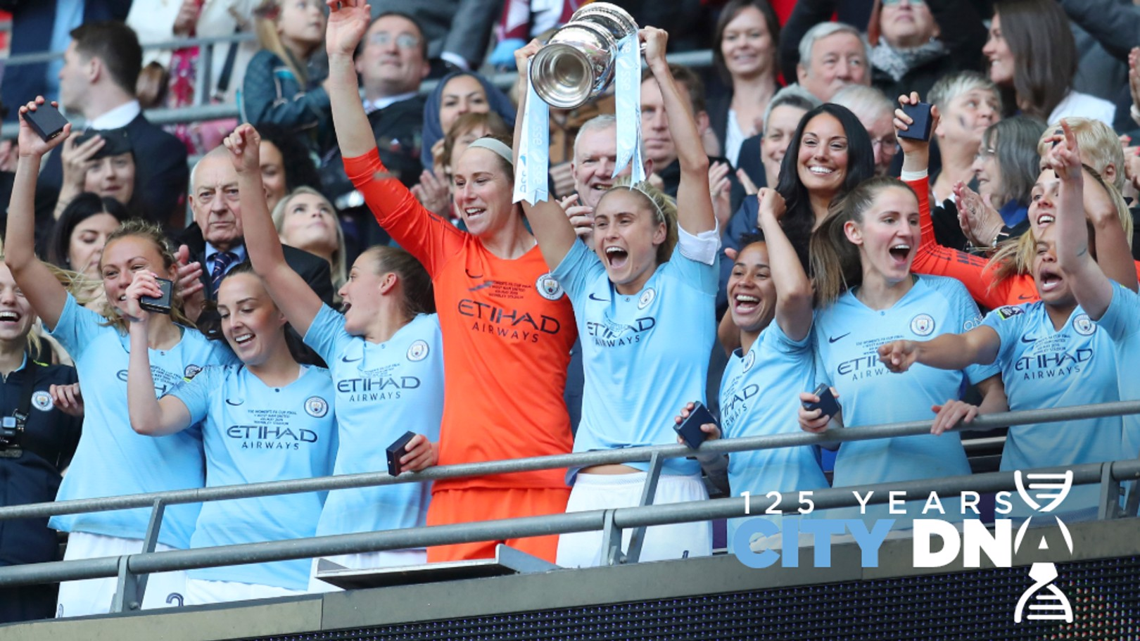 CITY DNA: Examining the history of our remarkable women's team
