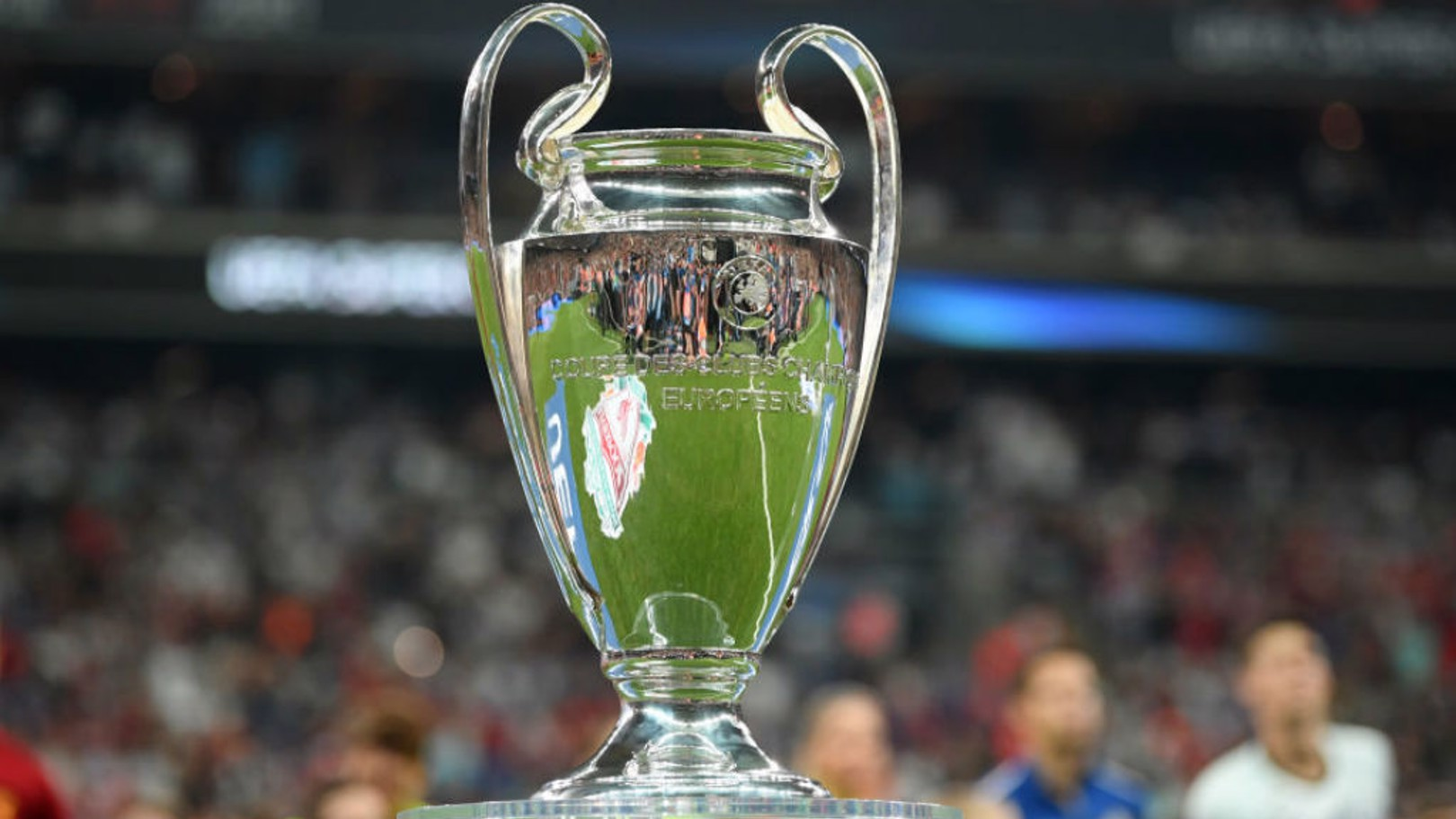 Liga dos Campeões: elenco confirmado