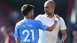 SILVA SERVICE: David has enjoyed a wonderful nine years in Manchester