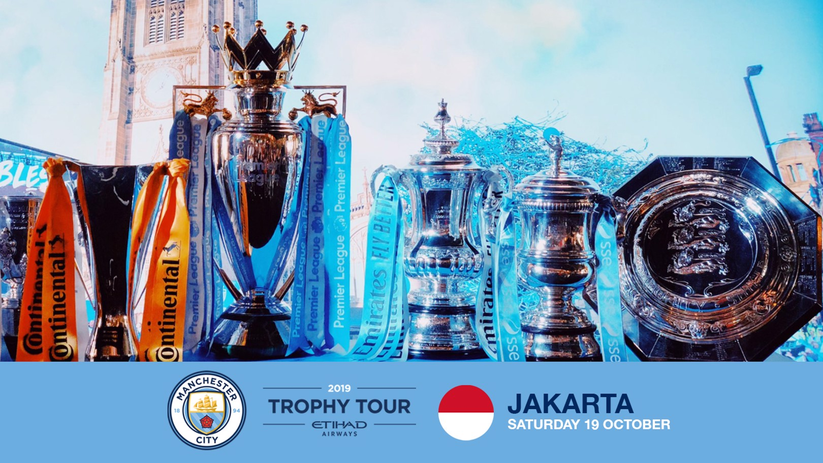 COMING SOON: We are taking our global trophy tour to Indonesia.