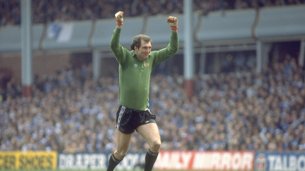 Joe Corrigan: Helen supplied his lucky heather sprig