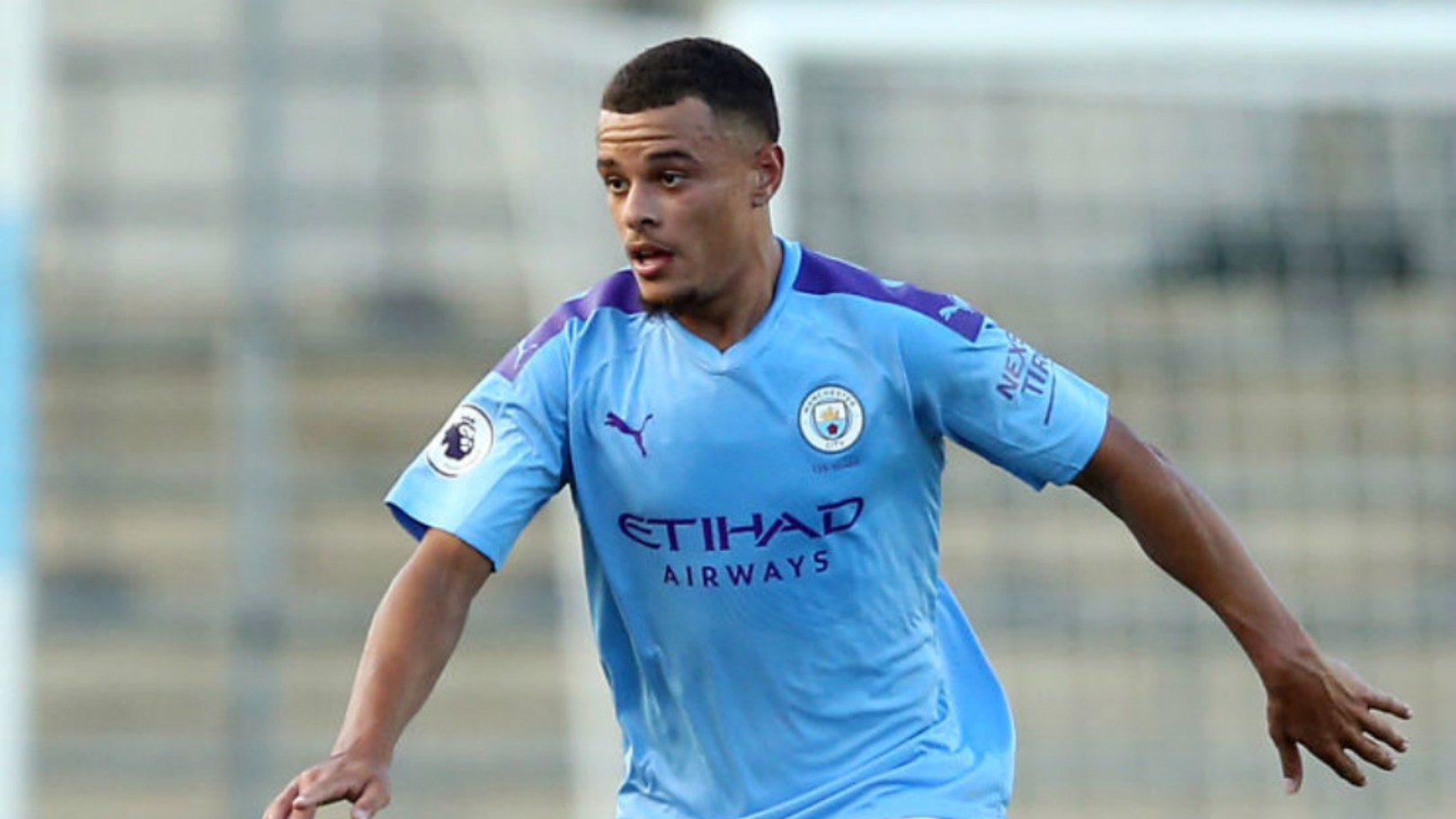 FIGHTING TALK: City EDS held a team meeting ahead of their victory over Liverpool.