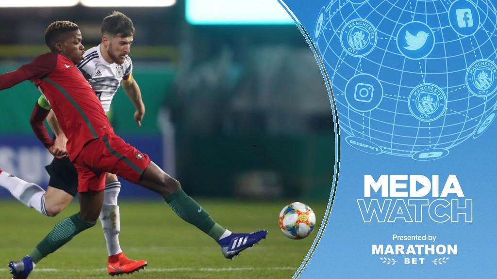 Media Watch: Portugal midfielder on Man City radar?