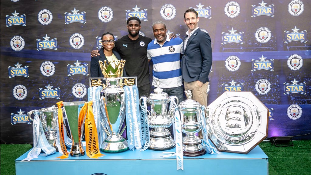 Nigerian fans thrilled by Lagos Trophy Tour stop