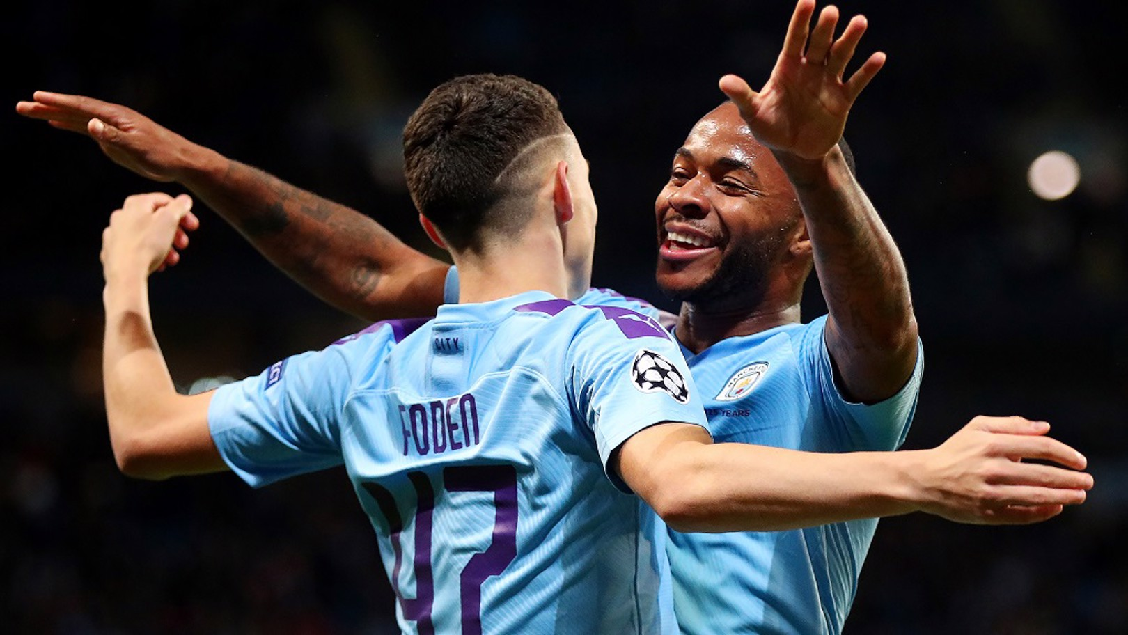 Sterling:  Time for Foden England call-up