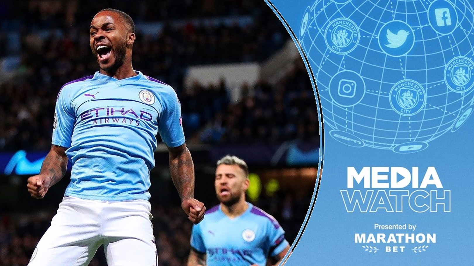Sterling confident City on right track in UCL