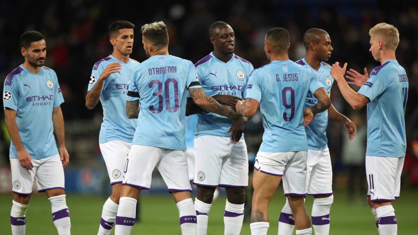 SQUAD GOALS: City begin the defence of our Carabao Cup at Preston North End.