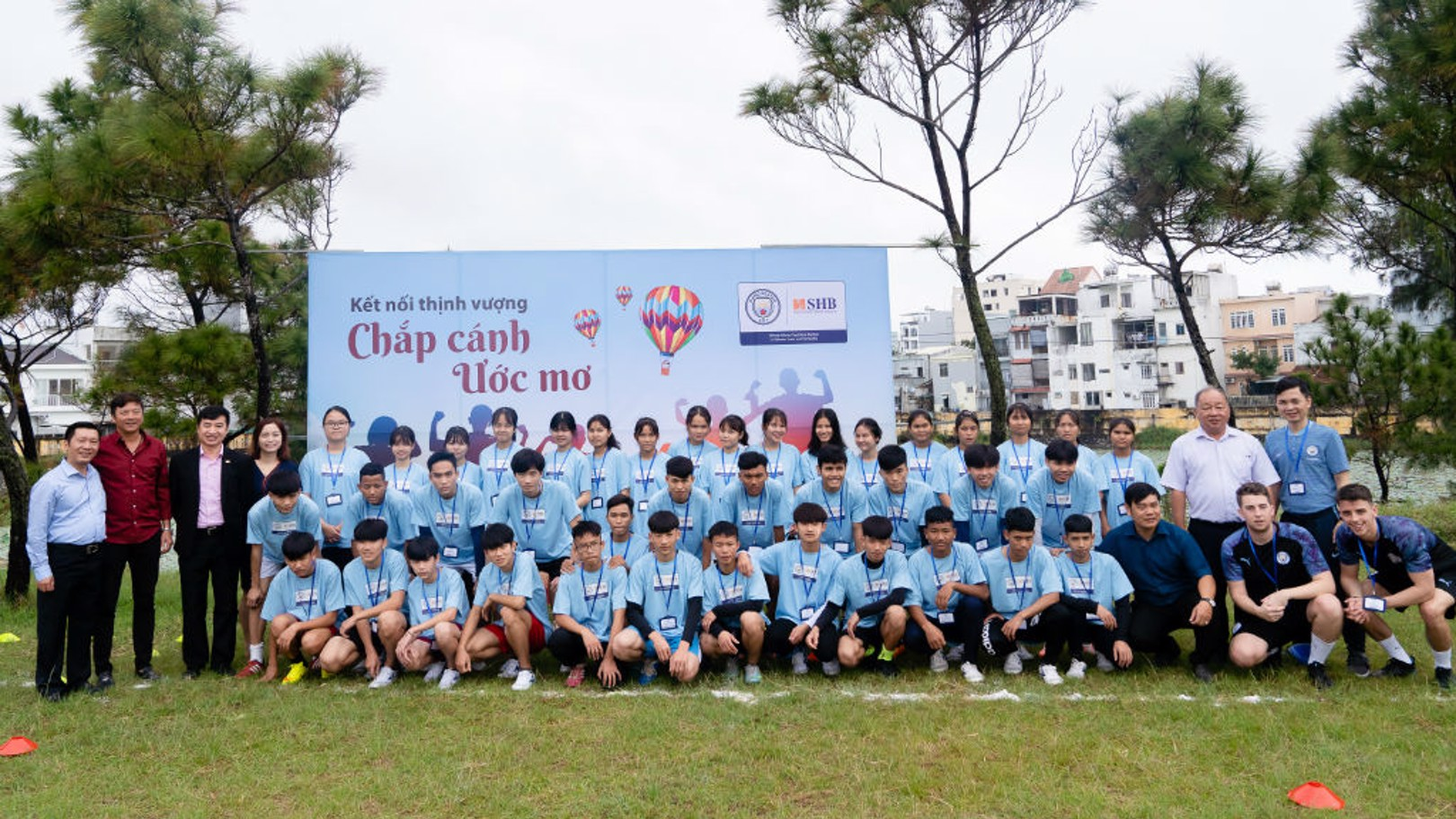 Cityzens Giving teams up with SHB Bank in Vietnam