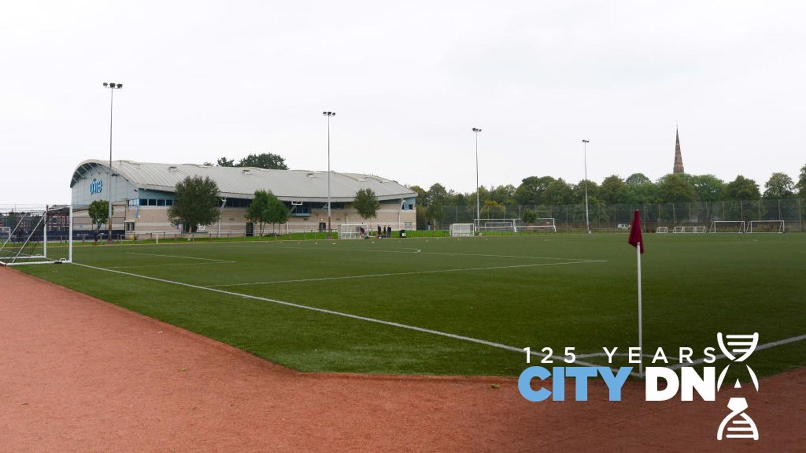 PLATT LANE: City's former first team training ground and Academy.