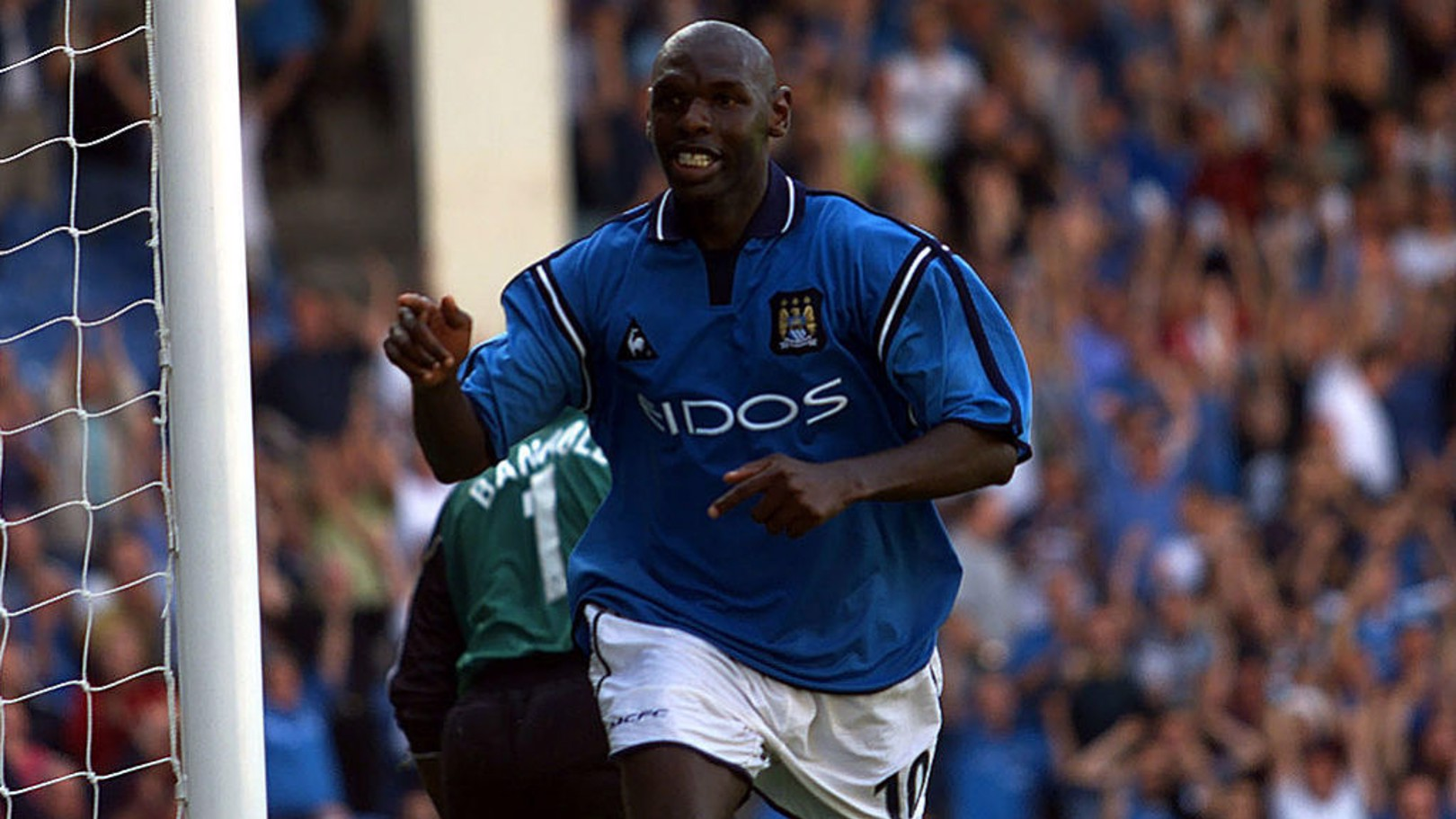 FEED THE GOAT: Join Shaun Goater for a tour of the Etihad Stadium