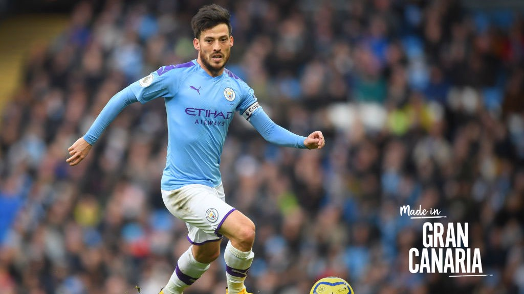 MADE IN GRAN CANARIA: A new CityTV documentary charting the rise of David Silva has been released