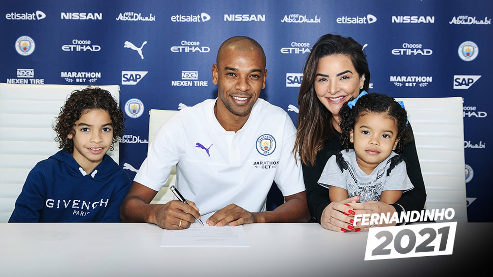 FERNA 2021: Our Brazilian star has penned a contract extension