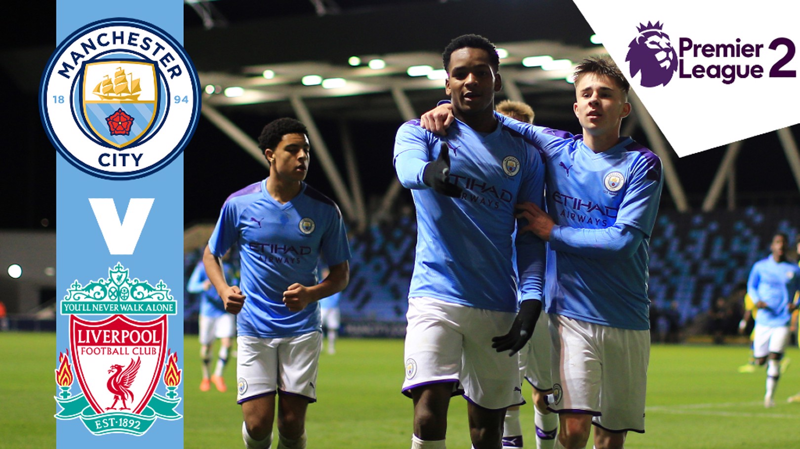 MATCHDAY: City EDS host Liverpool in the Premier League 2