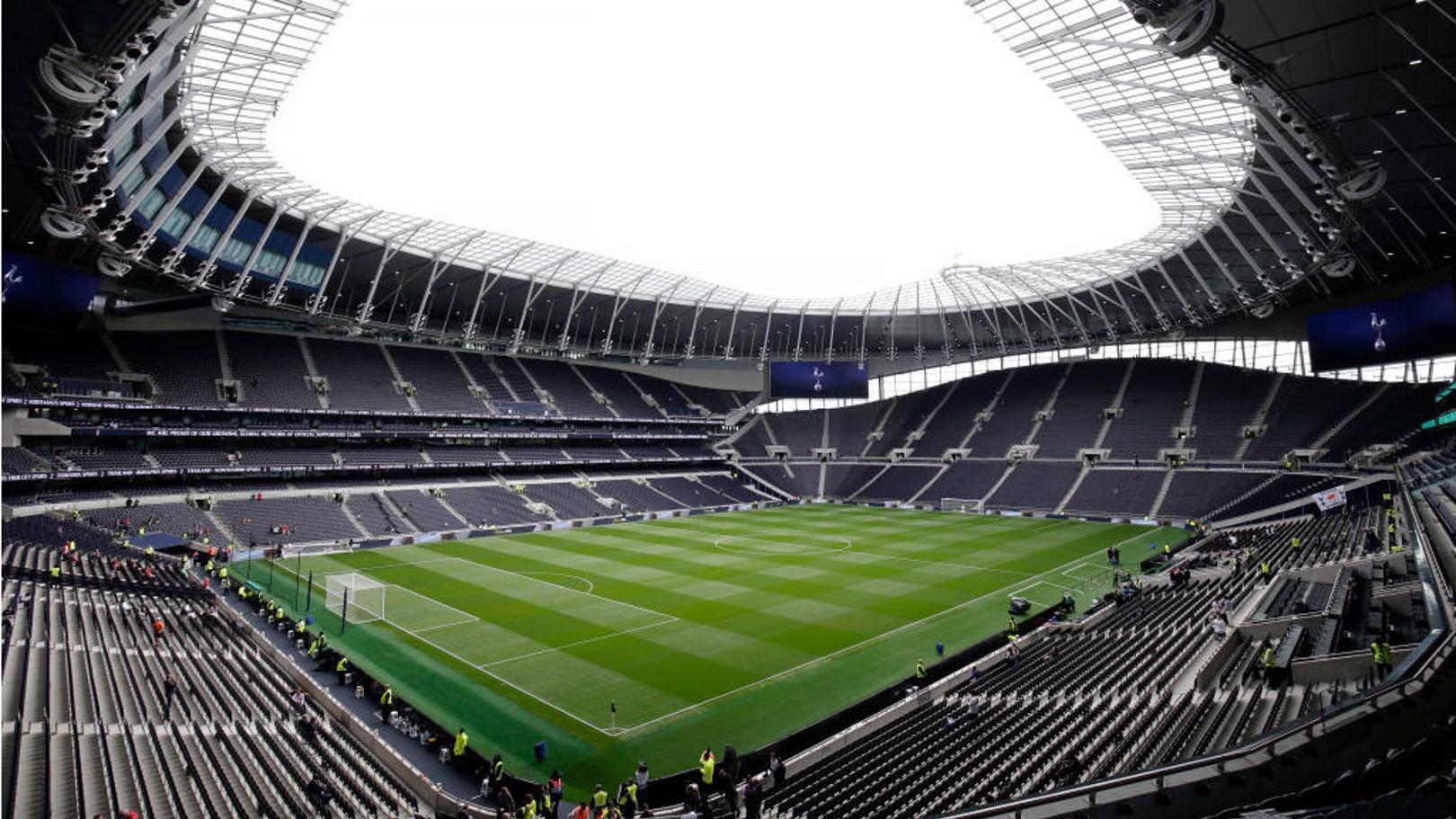 Spurs v City: Supporter information