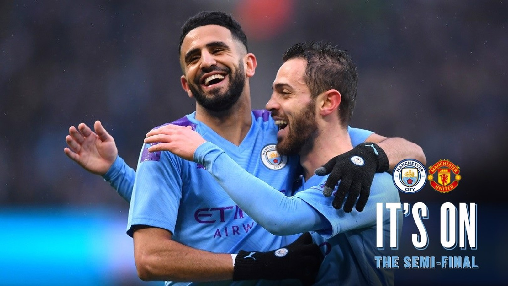 Five changes for City against United