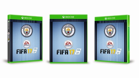 Make your mark with City on FIFA 17
