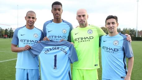 City announce iTrader.com partnership