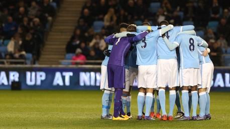 U18s overcome Blackburn Rovers