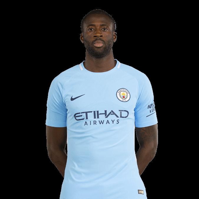 half off 45e88 442cd Yaya Toure   Man City Midfielder Profiles   Manchester City FC