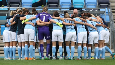 Liverpool Ladies v MCWFC: Highlights re-run