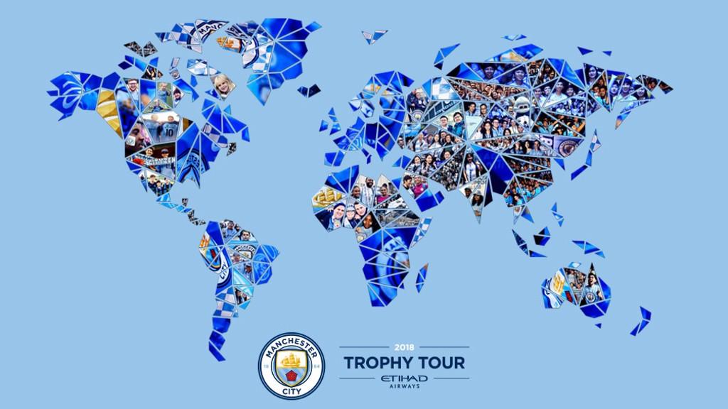 Centurions Trophy Tour