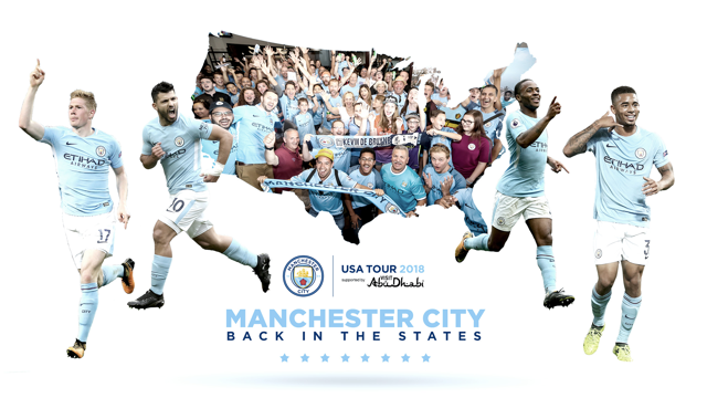 Manchester City back in the States