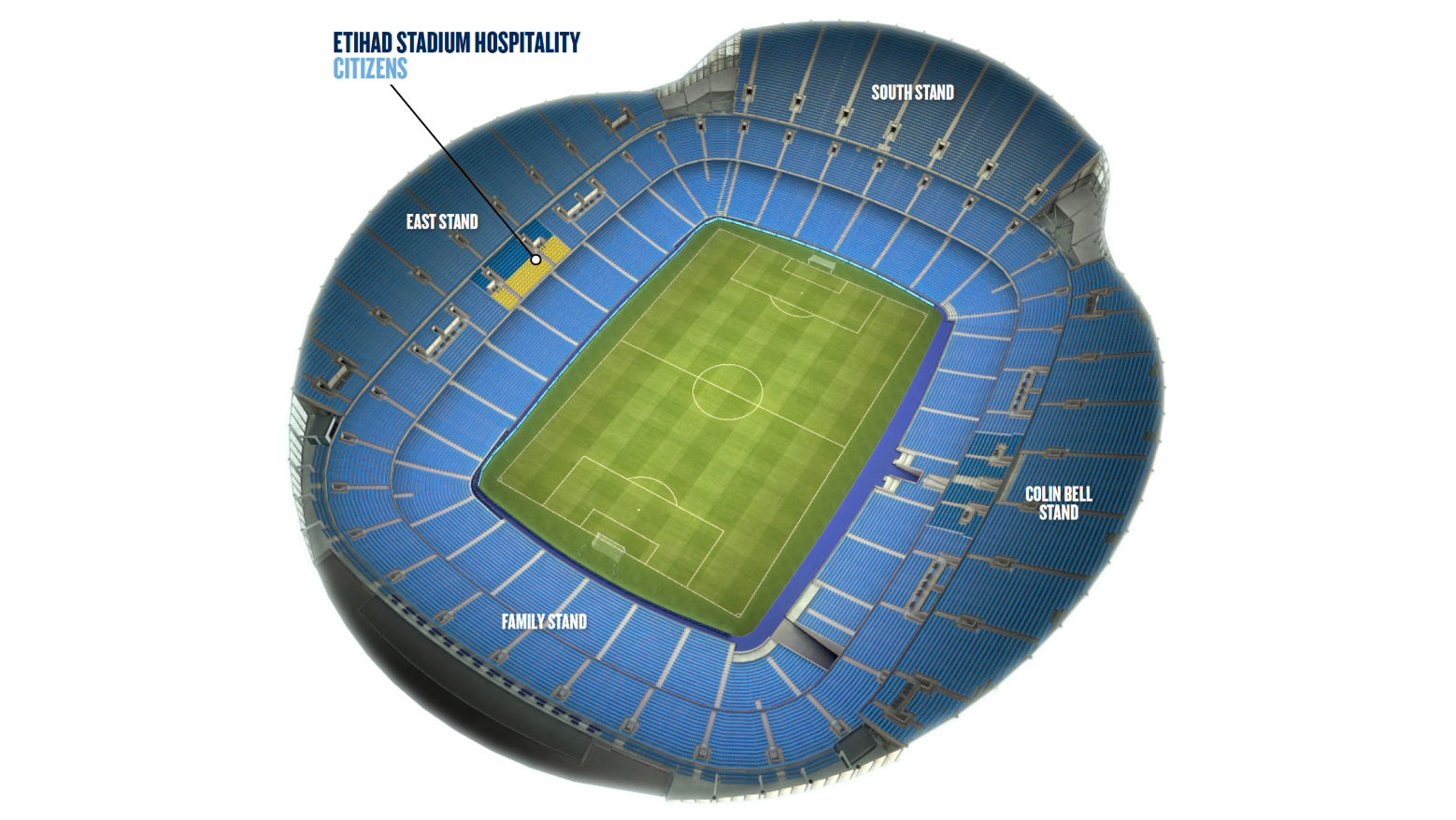 Citizens stadium plan