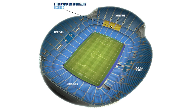 Legends stadium plan