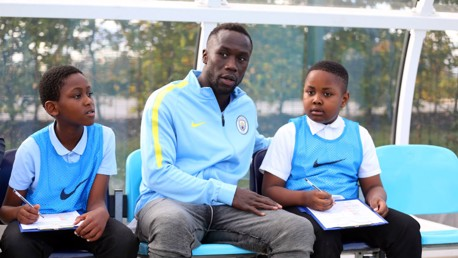 Sagna and Walsh join CITC education programme