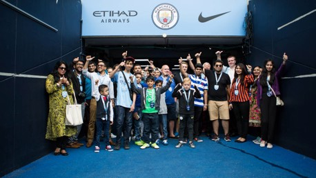 MCWFC matchday stadium & club tour now available