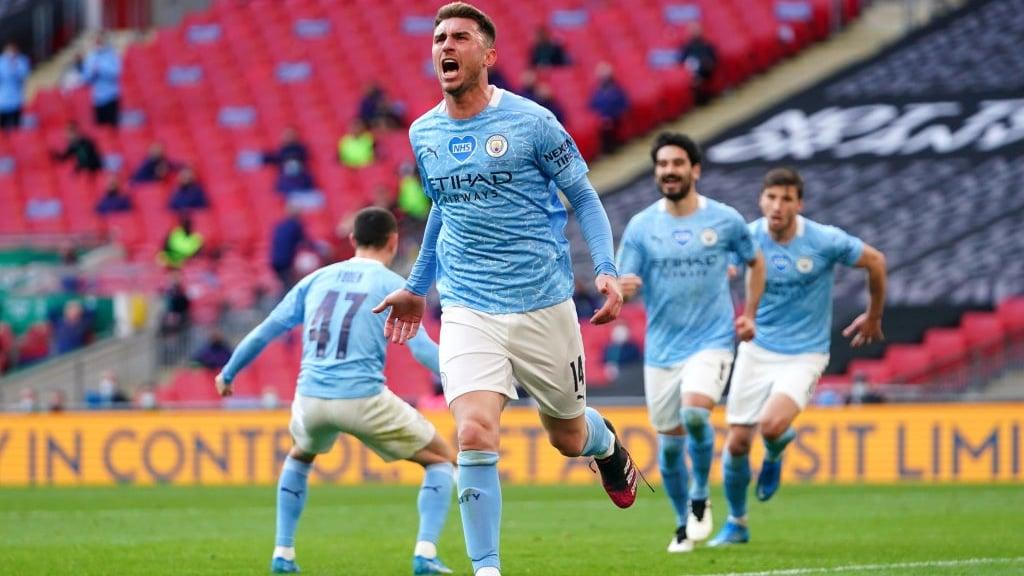 City's top five Cup assists