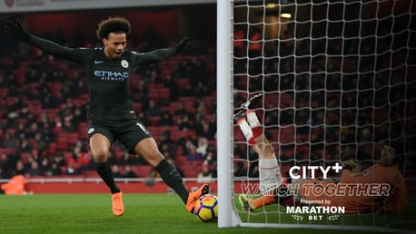 City+ Watch Together: Paul Lake joins us for Arsenal 0-3 City
