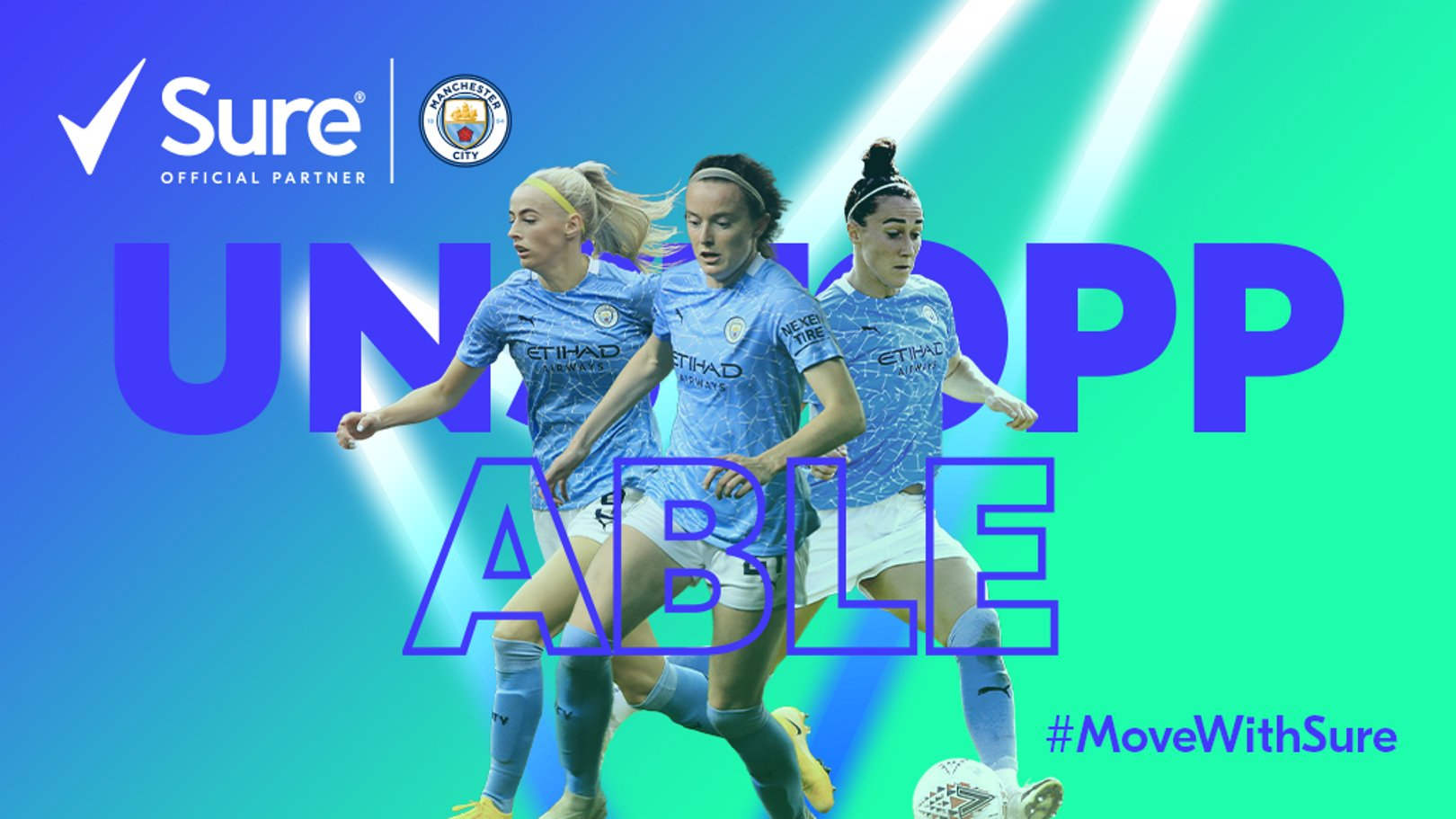 Unstoppable: Lucy Bronze, Chloe Kelly, Rose Lavelle
