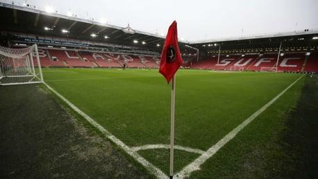Sheffield United v City: Ticket Information