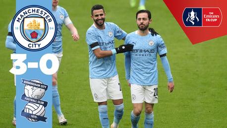 City vs Birmingham : le résumé vidéo