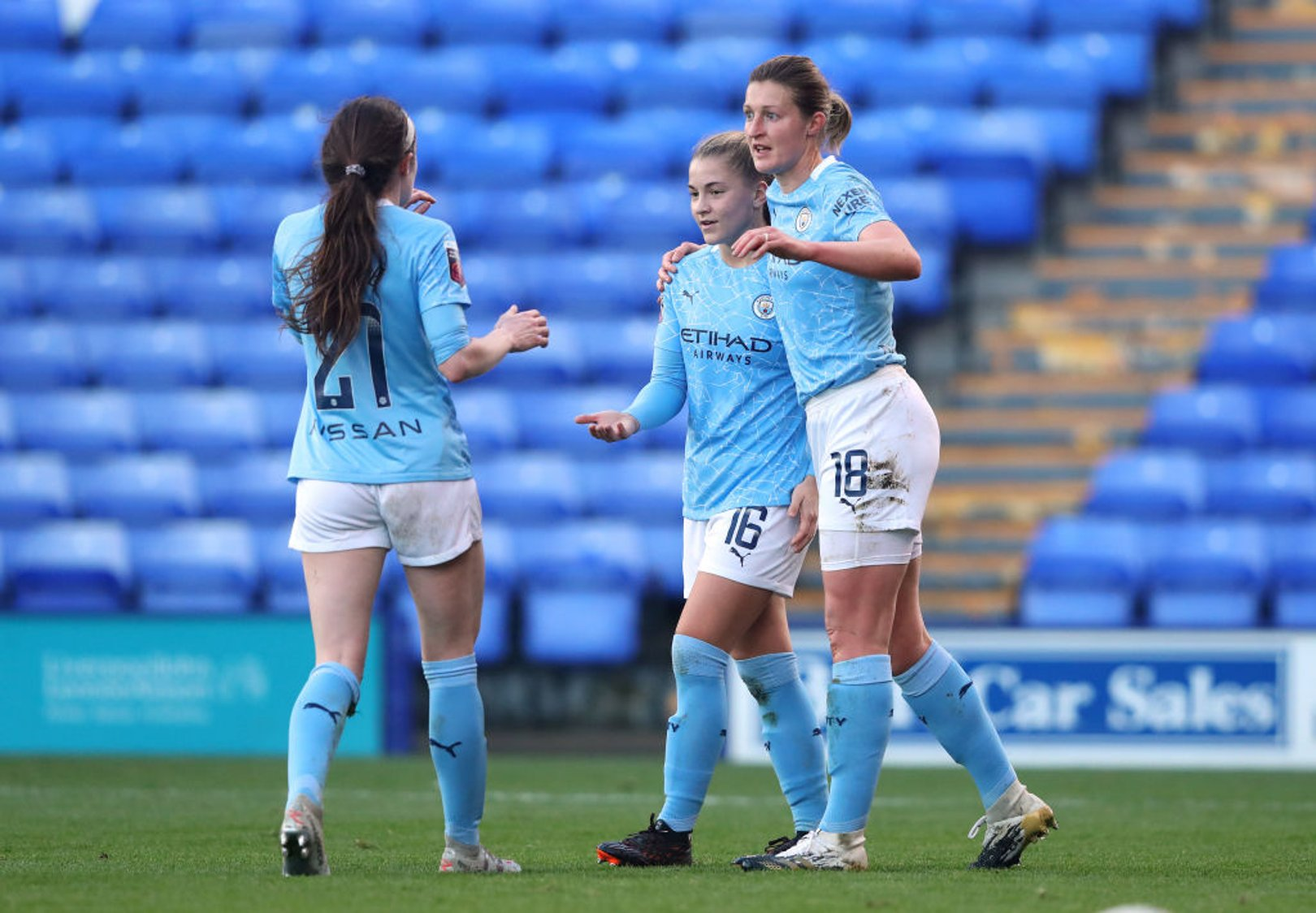 Watch City v Bristol City in the FA WSL on CITY+