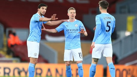 Zinchenko: Dias has helped bring the best out of City's defence