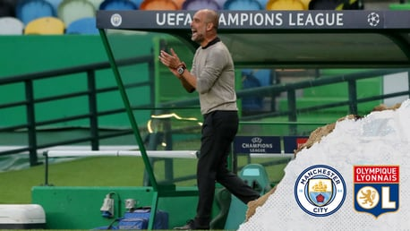 Guardiola challenges players to improve UCL performance