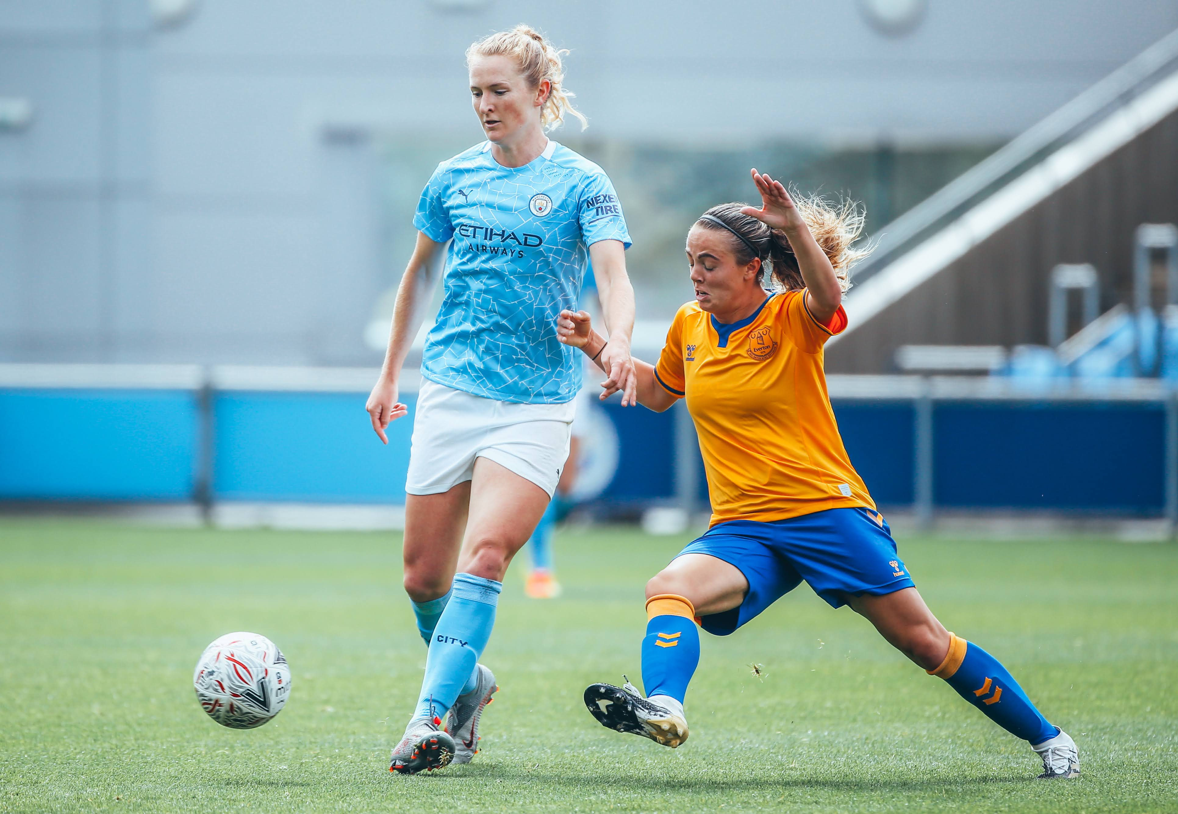 Dream start for Mewis as City demolish Toffees