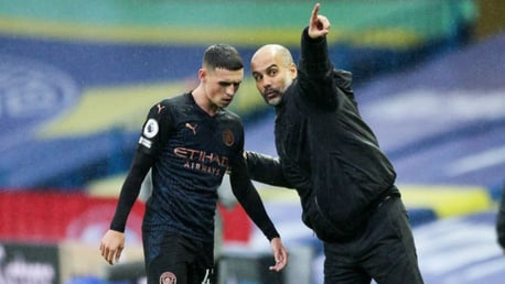 'Dynamic Foden fundamental' for City, says Guardiola